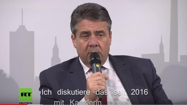Beendigung des Krieges in der Ukraine: Wolfgang Ischinger und Sigmar Gabriel sprechen zu Studenten