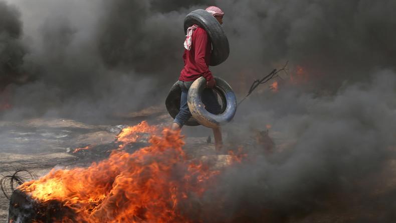 EU: Israelische Armee soll nicht mehr auf Demonstranten schießen