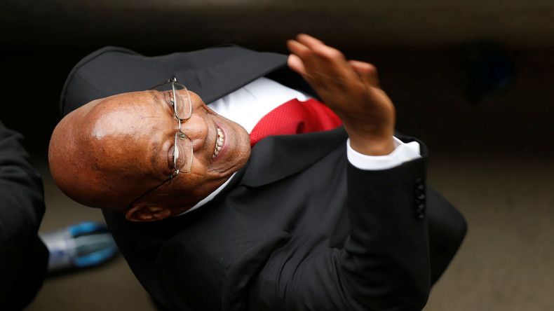 Südafrikas Ex-Präsident Jacob Zuma heiratet siebte Frau - 50 Jahre jünger