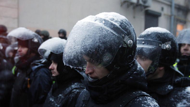 IS-Terrorist plante Anschlag bei lokalem Geheimdienst-Büro in Russland, getötet von FSB