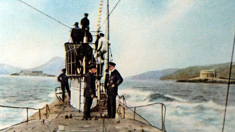 Belgien erklärt deutsches Weltkriegs-U-Boot zum Kulturerbe