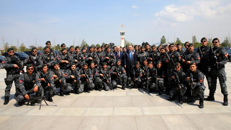 Erdogan kontert nach US-Sanktionsdrohungen wegen Russland-Kooperation: USA bedrohen Türkei in Syrien