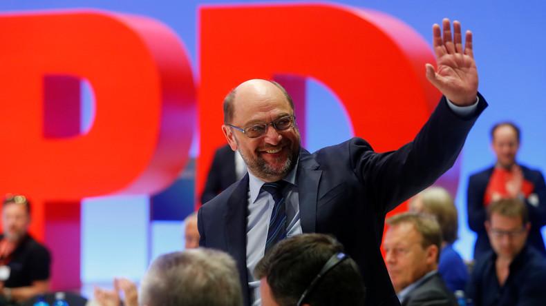 Ex-SPD-Vorsitzender Martin Schulz: Wir brauchen Kooperation mit Russland