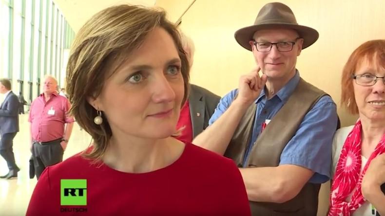 Nach verlorener Wahl zur SPD-Vorsitzenden: Simone Lange im Interview
