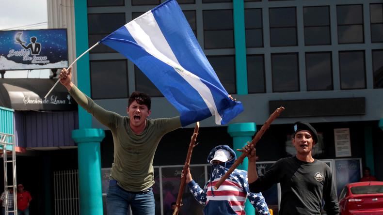 Nicaraguas Regierung nimmt nach Protesten umstrittene Sozialreform zurück