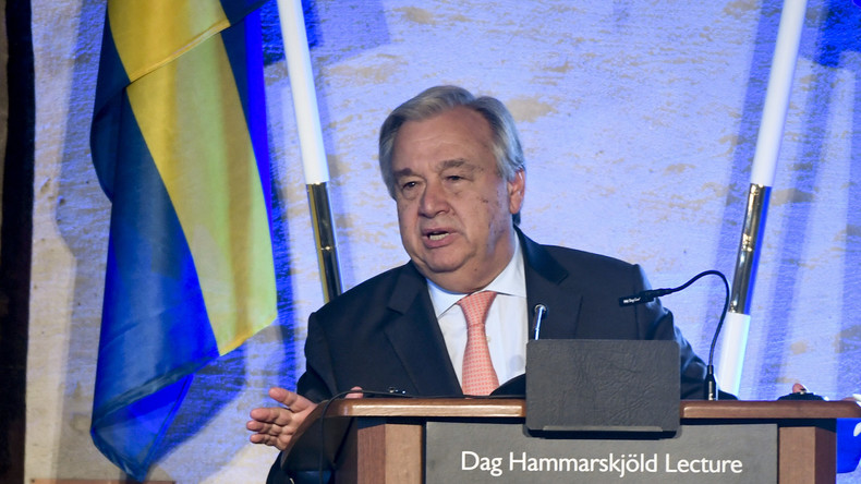 "UN-Generalsekretär: ""Kalter Krieg ist zurück"""