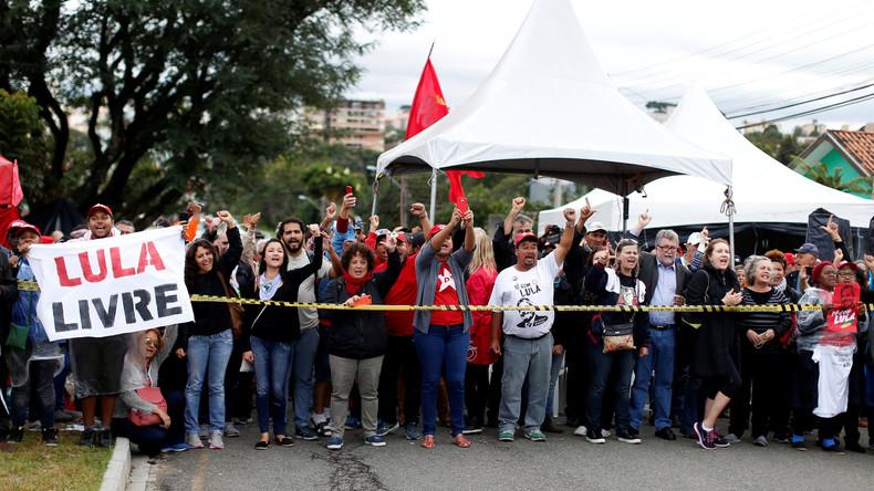 Brasilien: Landesweite Proteste gegen Inhaftierung von Ex-Präsident Lula