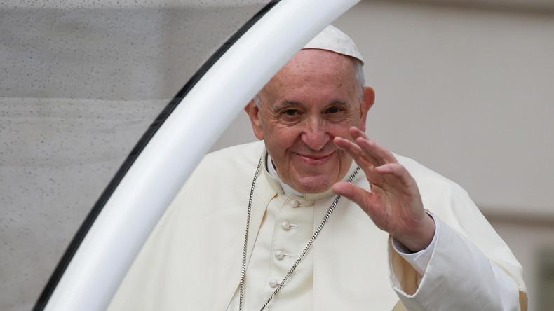 Papst Franziskus beschert 3.000 Portionen Eis für Arme und Obdachlose zu seinem Namenstag