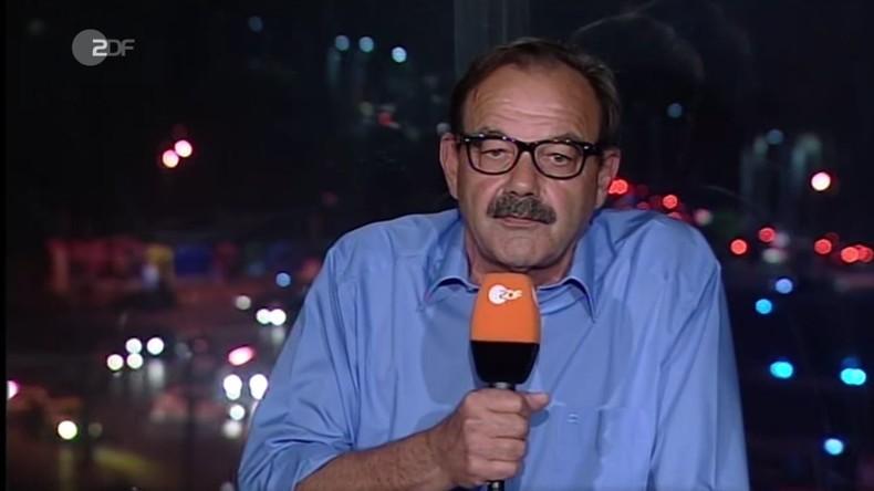 ZDF-Reporter widerspricht westlichem Narrativ: Chemieangriff in Duma könnte Inszenierung sein