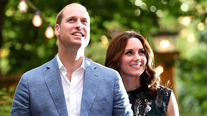 """""""It's a boy!"""" Drittes Kind von Herzogin Kate und Prinz William kommt zur Welt"""