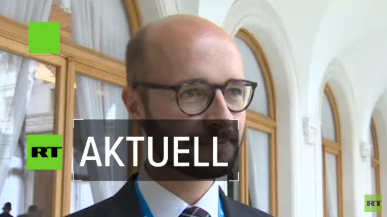 """""""Europa schadet sich selbst durch Sanktionen!"""" – Detlef Wimmer im Interview (Video)"""