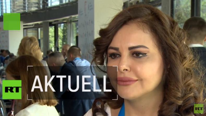 """""""Der Wiederaufbau Syriens birgt große Chancen für Unternehmen!"""" – Nouha Ali im Interview (Video)"""
