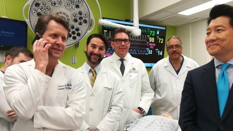 USA: Erste Penis-Transplantation samt Hodensack erfolgreich verlaufen