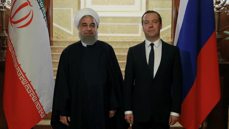 Make Trade Not War: Iran will Teil einer von Russland geführten Freihandelszone werden