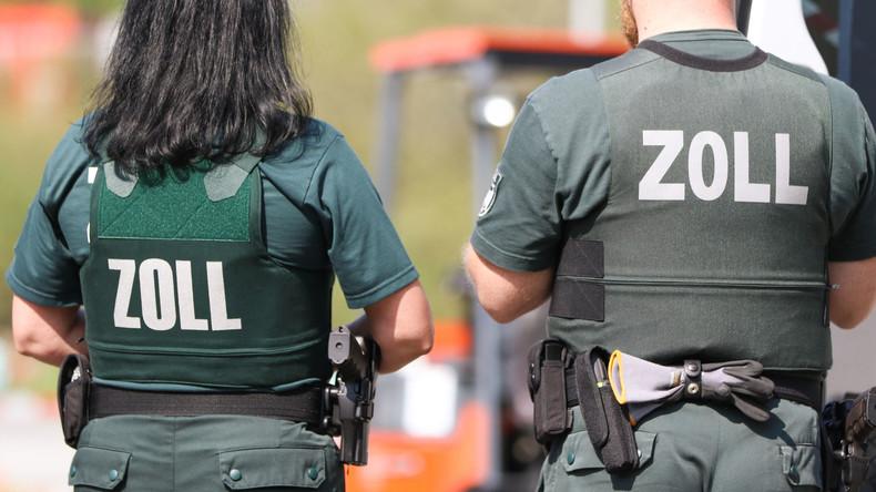 Flughafen-Zöllner stellten 2017 mehr als 7.000 Kilo Drogen sicher