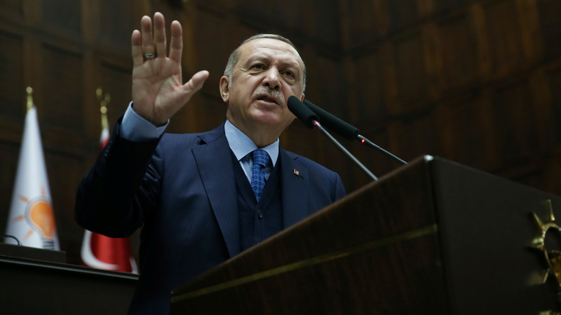Vorgezogene Wahlen und Goldabzug aus den USA: Erdogans riskantes Spiel