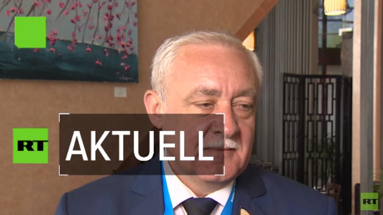 """""""Krimdeutsche können ihre Familien nicht besuchen!"""" – Jurij Gempel über Lage auf der Krim (Video)"""