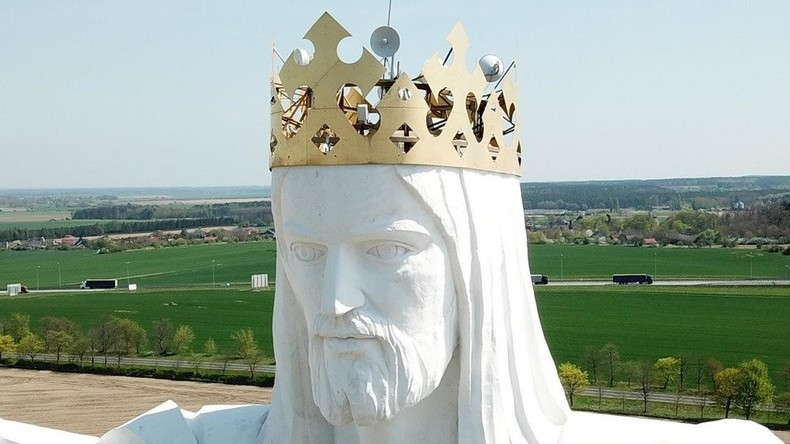Endlich ein Signal von Gottes Sohn! Weltweit höchste Christusfigur wird zum WLAN-Anbieter