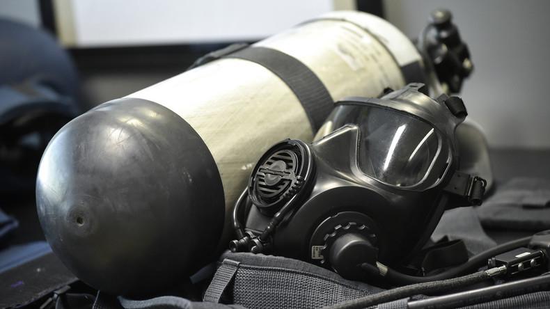 Aktivisten präsentieren Datenbank zu Chemiewaffenangriffen in Syrien