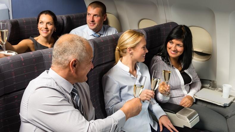 Mein rechter, rechter Sitz ist leer: Russische Airline lässt Geschlecht der Sitznachbarn wählen