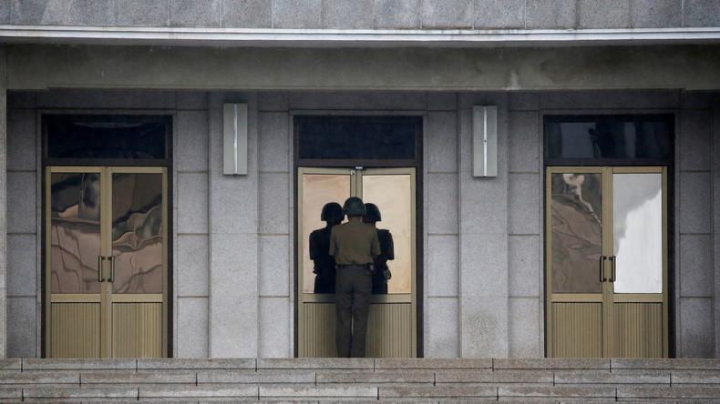 Friedensschluss zwischen Nord- und Südkorea nur unter Einbeziehung der USA