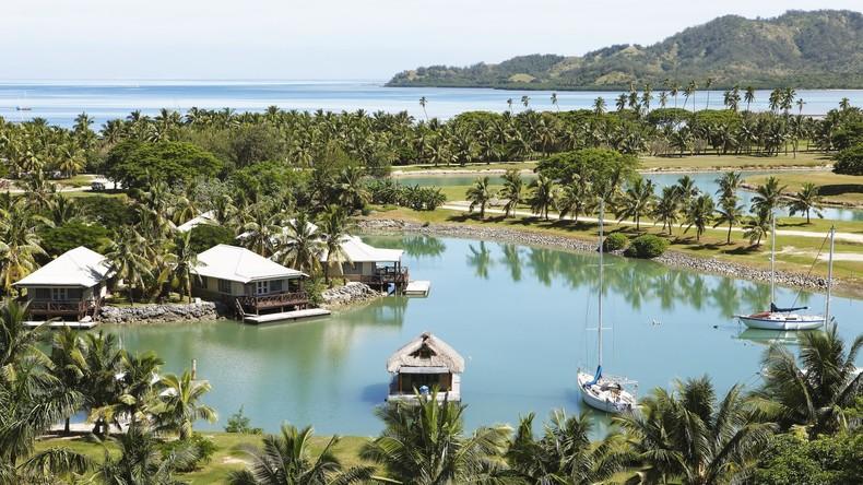 Kirche statt Klo - Fidschi-Inseln blamieren sich mit Tourismuswerbung
