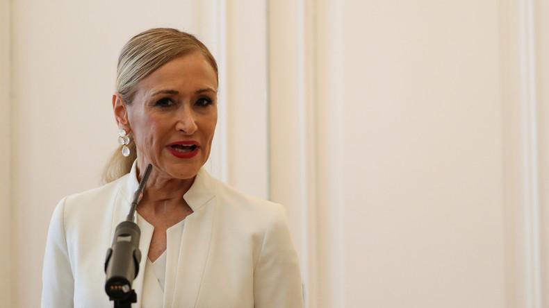 Von wegen Crème de la Crème: Spanische Politikerin soll Kosmetikwaren gestohlen haben - Rücktritt