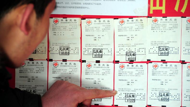 Chinese gibt 778.000 Euro für Lotto-Scheine aus und setzt aus Frust Kiosk in Brand – 4 Jahre Haft