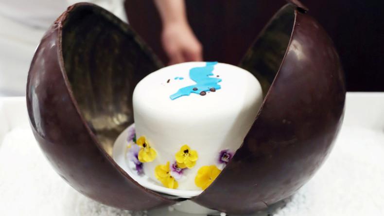 Schokolade der Zwietracht: Japan protestiert gegen Nachtisch für Kim Jong-un