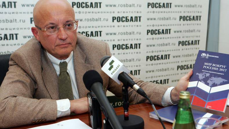 """Politologe Karaganow: Die Führung im Westen """"punktet"""" mit schlechter Qualität"""