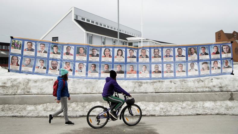 Grönland: Mithilfe Chinas und des Klimawandels in die Unabhängigkeit