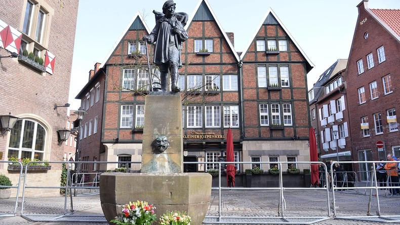 Zahl der Todesopfer nach Amokfahrt von Münster steigt auf vier