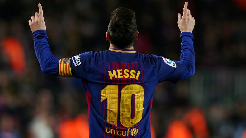 Keine Verwechslungsgefahr: Messi darf Namen in EU als Marke eintragen