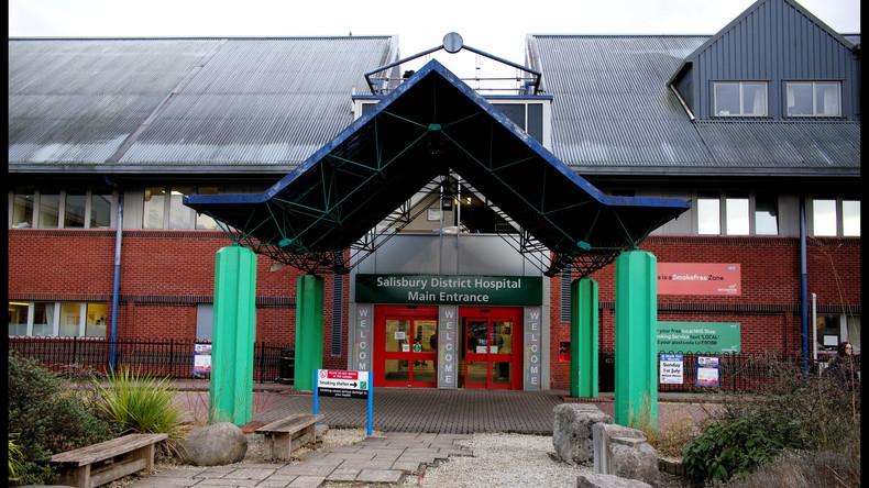 Nach Visite eines Fernsehteams: Rätsel über Sergej Skripals Verbleib im Krankenhaus von Salisbury