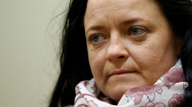 NSU-Prozess: Verteidiger fordern für Zschäpe maximal zehn Jahre Haft