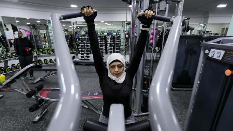 Lycra-Intoleranz: Fitnessstudio in Riad wegen anstößiger Sportkleidung geschlossen
