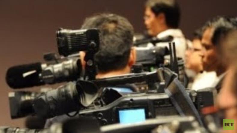 Video: Russische Delegation der OPCW hält Pressekonferenz in Den Haag mit zwei Zeugen aus Duma