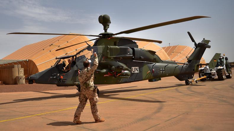 Bundestag verlängert Mali-Einsatz der Bundeswehr um weiteres Jahr und weitet ihn außerdem aus