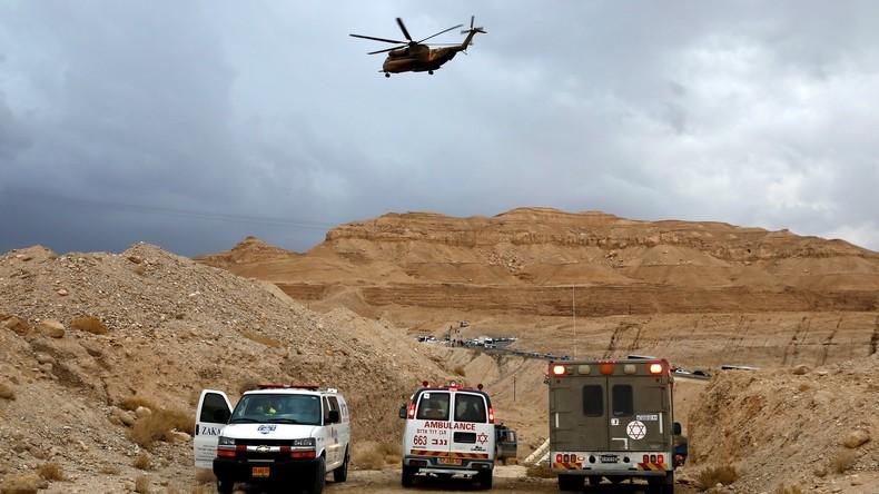 Neun Jugendliche in Israel umgekommen - Von Wassermassen mitgerissen