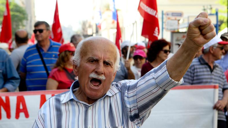 Griechenland: Auch SPD-geführtes Finanzministerium beharrt auf Spardiktat