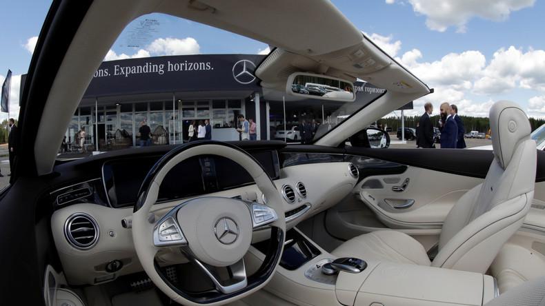Deutsche Unternehmen könnten zu den Verlierern der neuen Russland-Sanktionen werden