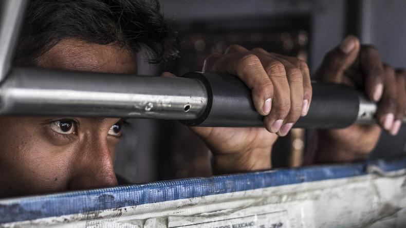 131 Migranten aus Lastwagen im Südosten Mexikos befreit