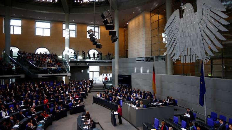 Video: 30. Sitzung des Bundestages - Rüstungsgüterexport, Religionsfreiheit, Volksverhetzung