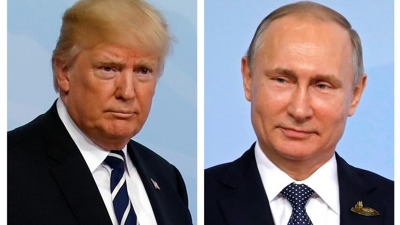 Neue Umfrage: Dreimal so viele Deutsche halten Trump für größere Gefahr für Weltfrieden als Putin