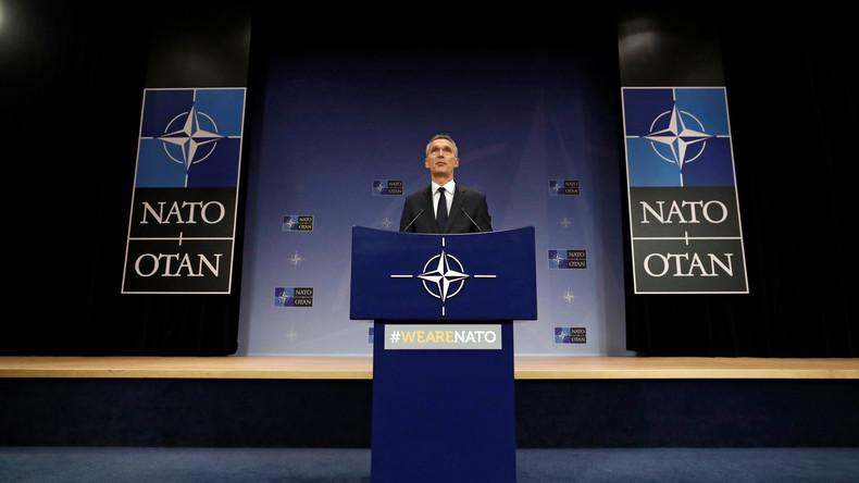"""NATO-Treffen in Brüssel: """"Russische Desinformation"""" bedroht die transatlantische Wertegemeinschaft"""