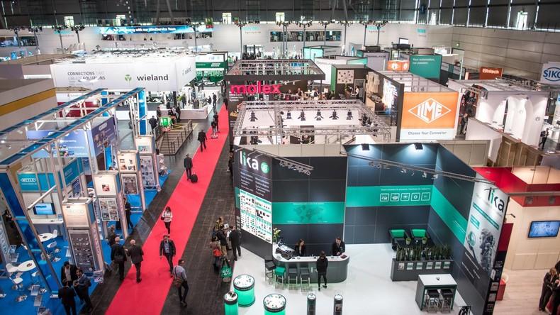 Hannover-Messe 2018: Moskauer Unternehmen stellen ihre Entwicklungen unter gemeinsamem Siegel vor