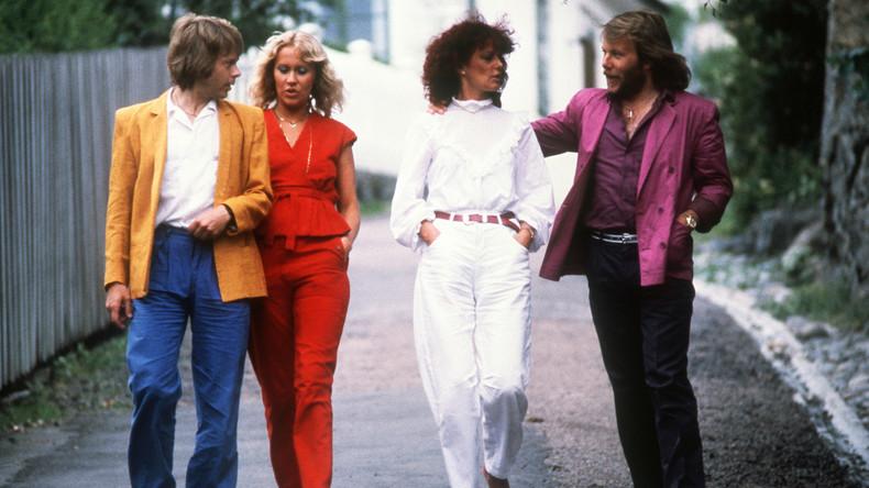 Mamma mia, here we go again: Schwedische Kultband ABBA kehrt zurück