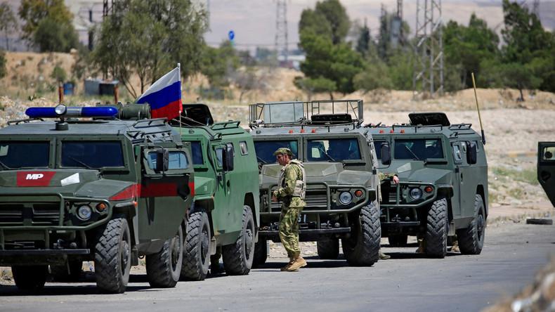 Russlands Reaktion auf US-Angriffe ist begrenzten Optionen im Poker um Syrien geschuldet