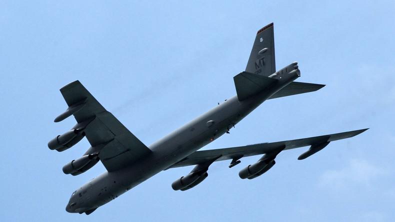 Spannungen um Taiwan: US-Bomber fliegen in der Nähe des südchinesischen Meeres