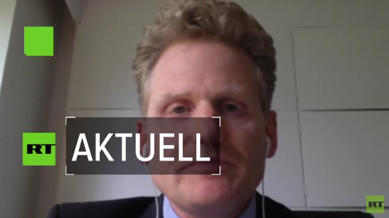 """Dr. Eike Hamer: """"Reise in die USA wird klären, ob Merkel an der Macht bleiben darf"""" (Video)"""